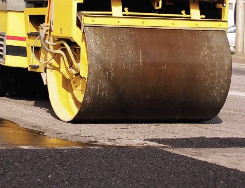 Paving To Use New Process